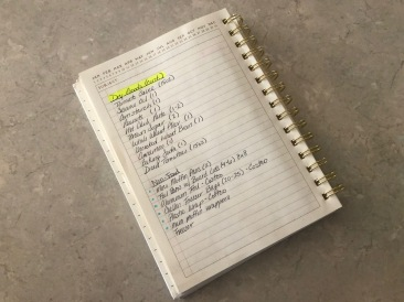 Grocer list (cont.)
